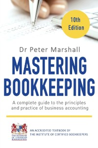 Cover Mastering Bookkeeping, 10th Edition