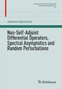 Cover Non-Self-Adjoint Differential Operators, Spectral Asymptotics and Random Perturbations
