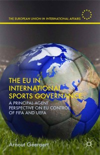 Cover The EU in International Sports Governance