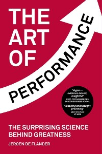 Cover The Art of Performance