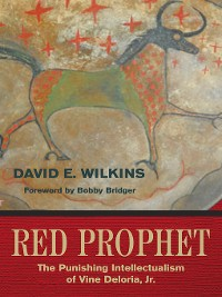 Cover Red Prophet