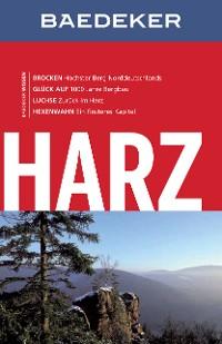 Cover Baedeker Reiseführer Harz