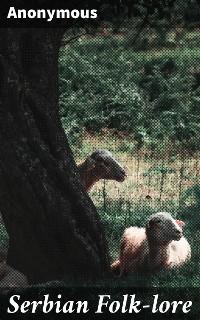 Cover Serbian Folk-lore