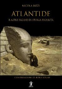 Cover Atlantide e altre pagine di storia proibita