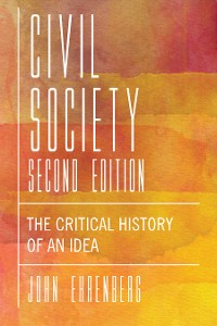 Cover Civil Society, Second Edition