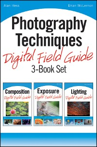 Cover Photography Techniques Digital Field Guide 3-Book Set