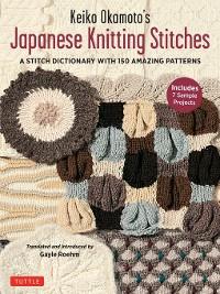 Cover Keiko Okamoto's Japanese Knitting Stitches