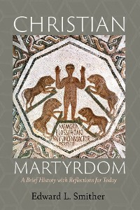 Cover Christian Martyrdom