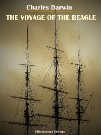 Cover The Voyage of the Beagle