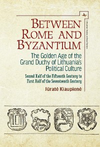 Cover Between Rome and Byzantium