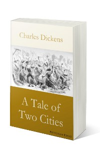 Cover A Tale of Two Cities