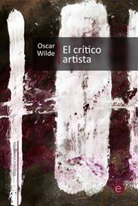 Cover El crítico artista