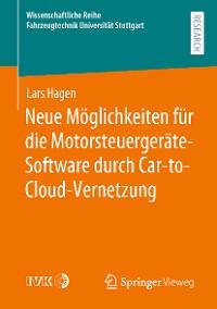 Cover Neue Möglichkeiten für die Motorsteuergeräte-Software durch Car-to-Cloud-Vernetzung
