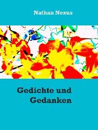 Cover Gedichte und Gedanken