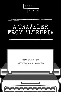 Cover A Traveler from Altruria