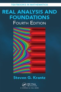Cover Real Analysis and Foundations