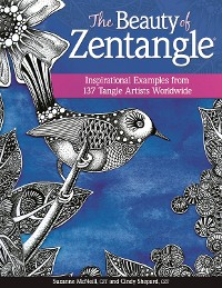 Cover The Beauty of Zentangle