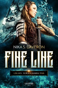 Cover FINE LINE - CREATE YOUR CHARACTER