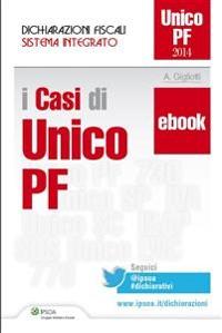 Cover I Casi di Unico PF