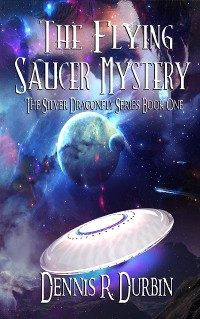 Cover The Mystery of the Flying Saucer
