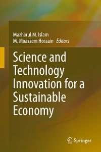 Cover Science and Technology Innovation for a Sustainable Economy