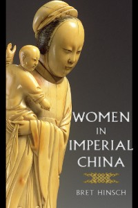 Cover Women in Imperial China