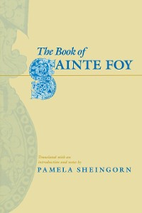 Cover The Book of Sainte Foy