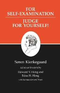 Cover Kierkegaard's Writings, XXI, Volume 21