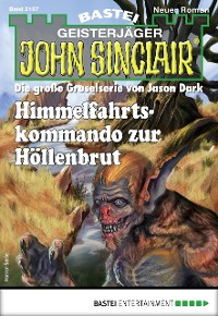 Cover John Sinclair 2167 - Horror-Serie