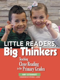 Cover Little Readers, Big Thinkers