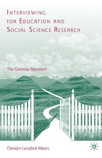 Cover Interviewing for Education and Social Science Research