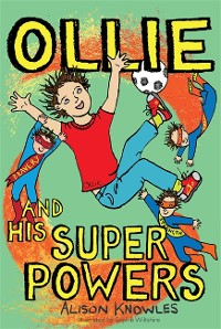 Cover Ollie and His Superpowers