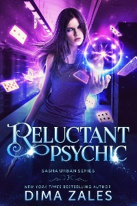 Cover Reluctant Psychic