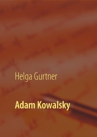 Cover Adam Kowalsky
