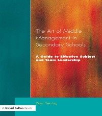 Cover Art of Middle Management in Secondary Schools