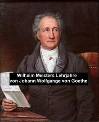 Cover Wilhelm Meisters Lehrjahre