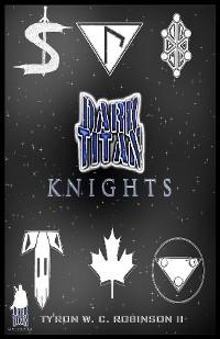 Cover Dark Titan Knights