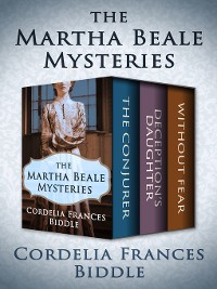 Cover The Martha Beale Mysteries