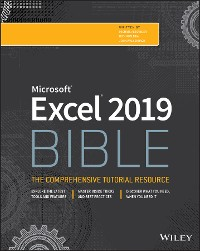Cover Excel 2019 Bible