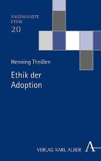 Cover Ethik der Adoption