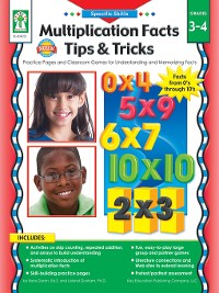 Cover Multiplication Facts Tips and Tricks