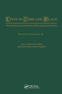 Cover Lives in Time and Place