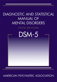 Cover Diagnostic and Statistical Manual of Mental Disorders (DSM-5®)