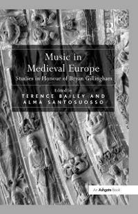 Cover Music in Medieval Europe