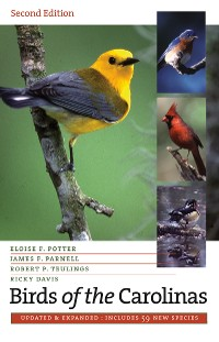 Cover Birds of the Carolinas
