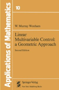 Cover Linear Multivariable Control: a Geometric Approach