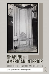Cover Shaping the American Interior