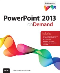 Cover PowerPoint 2013 on Demand