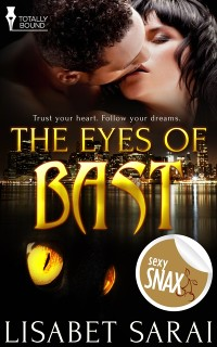 Cover Eyes of Bast