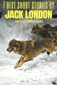 Cover 7 best short stories by Jack London